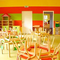 Nábytek a vybavení pro mateřské školky