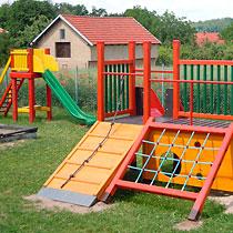 Dětská a školní hřiště
